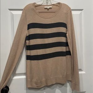 ANN TAYLOR long sleeves sweatshirt Sz L
